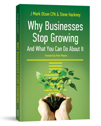 Why Businesses STOP Growing | J Mark Olson CPA Inc